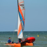 Topaz 14 du LYC (Luc Yacht Club)