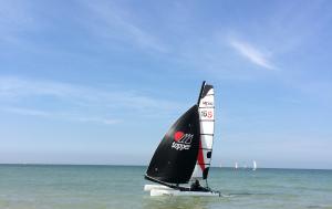 Topaz 16 du Luc Yacht Club - Ecole de voile de Luc sur mer